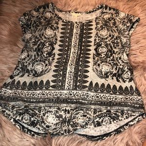 Perfect condition Lucky Brand top